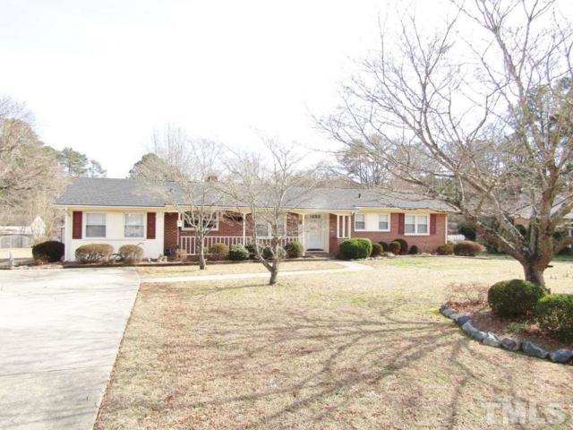 808 N Franklin Drive, Sanford, NC 27330 (#2173774) :: RE/MAX Real Estate Service