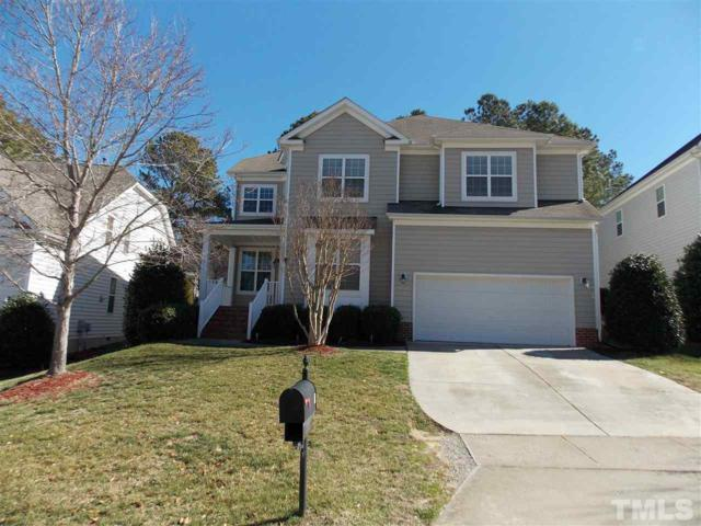 1313 Lindenberg Square, Wake Forest, NC 27587 (#2173778) :: Raleigh Cary Realty
