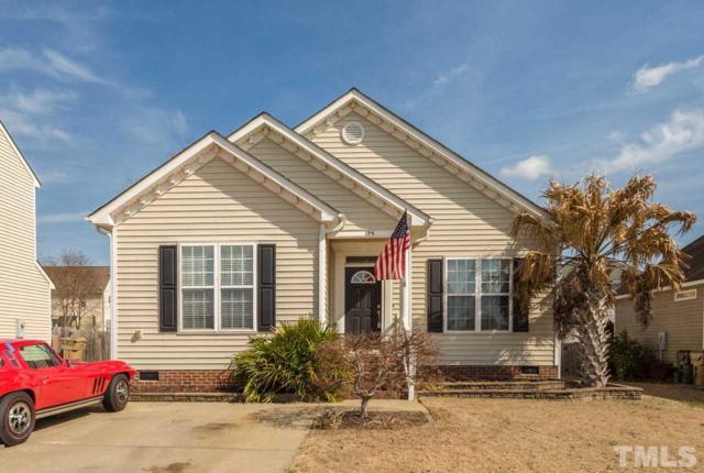 105 Houston Lane, Clayton, NC 27527 (#2173788) :: Better Homes & Gardens | Go Realty