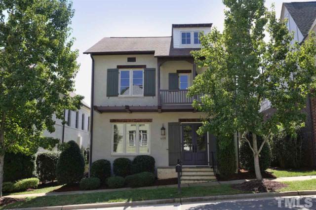 408 E Winmore Avenue, Chapel Hill, NC 27516 (#2173799) :: Better Homes & Gardens | Go Realty