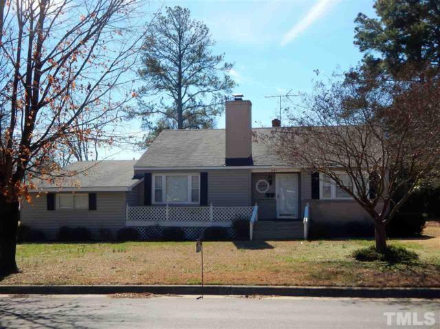 601 W Church Street, Benson, NC 27504 (#2173806) :: Rachel Kendall Team, LLC