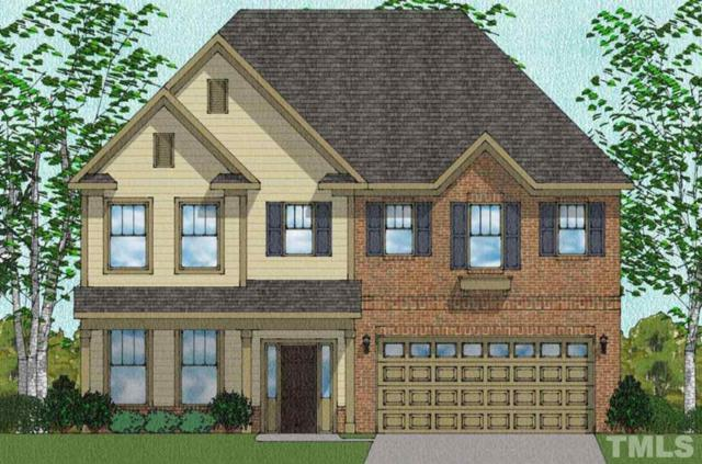 4706 Broad Falls Lane Lot 140, Knightdale, NC 27545 (#2173810) :: Triangle Midtown Realty