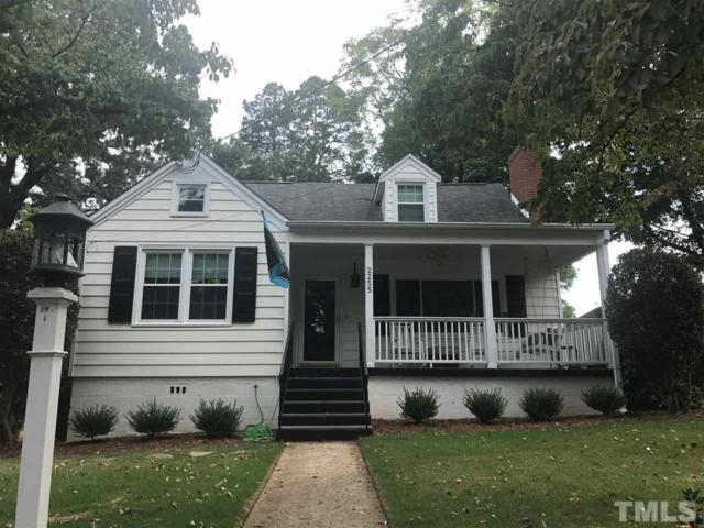 2255 The Circle, Raleigh, NC 27608 (#2173825) :: Triangle Midtown Realty