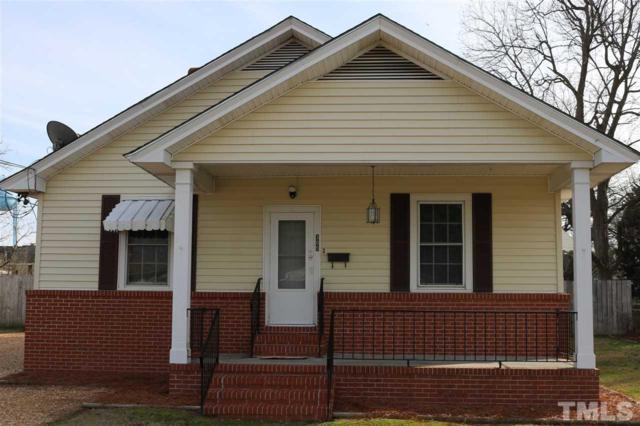 305 W E Street, Erwin, NC 28339 (#2173833) :: RE/MAX Real Estate Service
