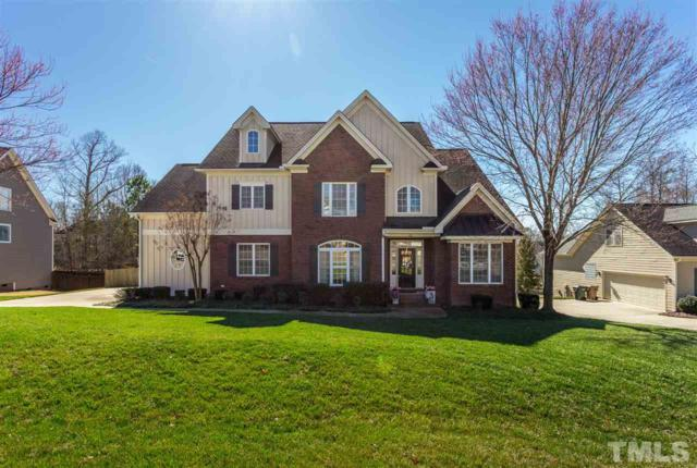 132 Mantle Drive, Clayton, NC 27527 (#2173838) :: Triangle Midtown Realty