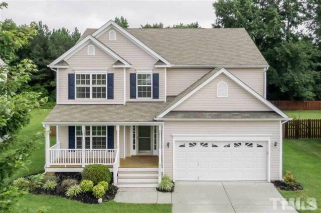 1048 Evening Shade Avenue, Rolesville, NC 27571 (#2173857) :: The Jim Allen Group