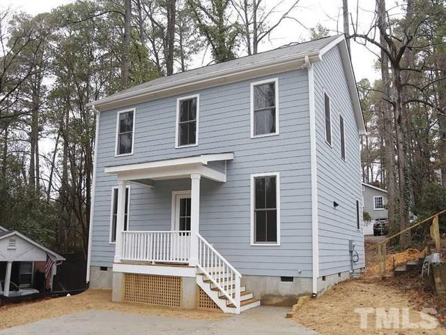 200 Howell Street, Chapel Hill, NC 27514 (#2173867) :: Triangle Midtown Realty