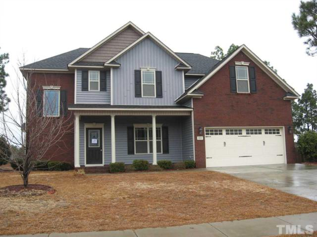 337 Advance Drive, Lillington, NC 27546 (#2173874) :: Raleigh Cary Realty