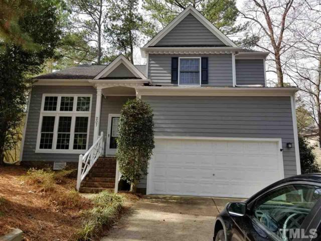 207 Hunters, Cary, NC 27518 (#2173884) :: The Jim Allen Group