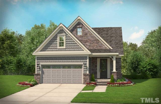 1005 Regency Cottage Place, Cary, NC 27518 (#2173930) :: Triangle Midtown Realty