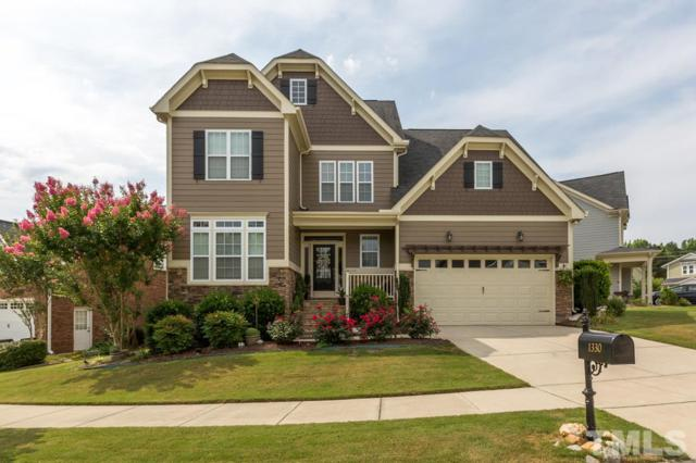 1330 Old Bramble Lane, Fuquay Varina, NC 27526 (#2173937) :: Triangle Midtown Realty