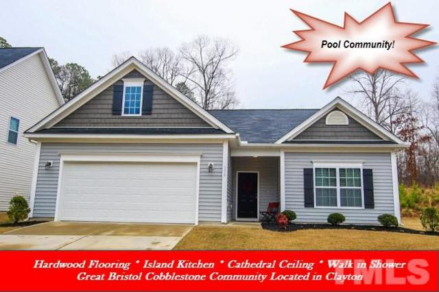 156 Lakemont Drive, Clayton, NC 27520 (#2173942) :: Triangle Midtown Realty