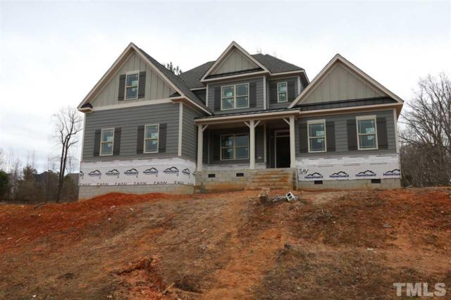 8239 Southmoor Hill Trail Braxton B Plan , Wake Forest, NC 27587 (#2173947) :: Triangle Midtown Realty