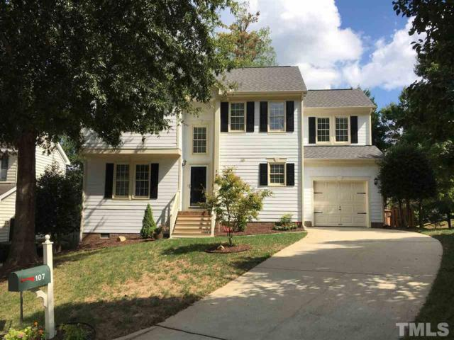 107 Highfalls Court, Cary, NC 27519 (#2173950) :: RE/MAX Real Estate Service