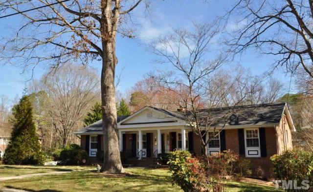 4932 Brookhurst Place, Raleigh, NC 27609 (#2173955) :: The Jim Allen Group
