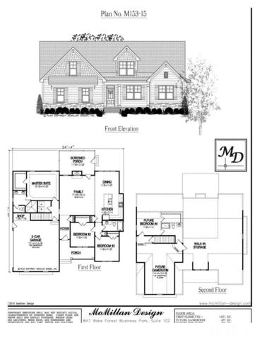 Lot 48 Sequoia Drive, Timberlake, NC 27583 (#2173964) :: The Perry Group