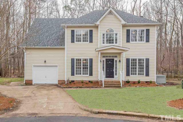 8500 Clivedon Drive, Raleigh, NC 27615 (#2173968) :: Triangle Midtown Realty