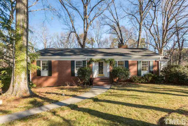 1108 Glen Eden Drive, Raleigh, NC 27612 (#2173977) :: Triangle Midtown Realty