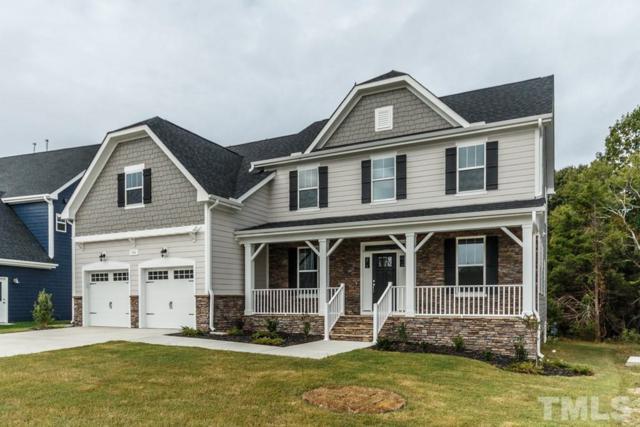516 Barrington Hall Drive, Rolesville, NC 27571 (#2174015) :: The Jim Allen Group