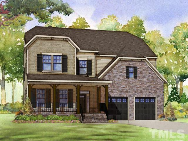 205 Hensley Hill Place, Holly Springs, NC 27540 (#2174027) :: Raleigh Cary Realty