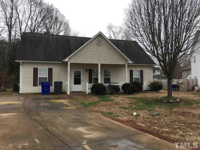 1318 Solo Drive, Siler City, NC 27344 (#2174093) :: The Jim Allen Group