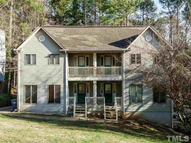 536 Brent Road, Raleigh, NC 27606 (#2174094) :: The Jim Allen Group