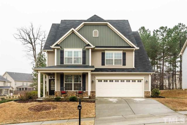 113 Sweet Violet Drive, Holly Springs, NC 27540 (#2174188) :: Saye Triangle Realty