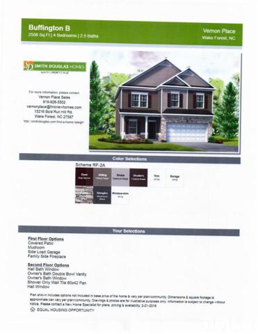 2033 Delphi Way, Wake Forest, NC 27587 (#2174249) :: Rachel Kendall Team, LLC