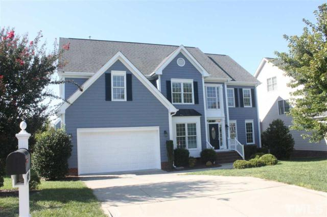 1409 Green Edge Trail, Wake Forest, NC 27587 (#2174355) :: The Jim Allen Group