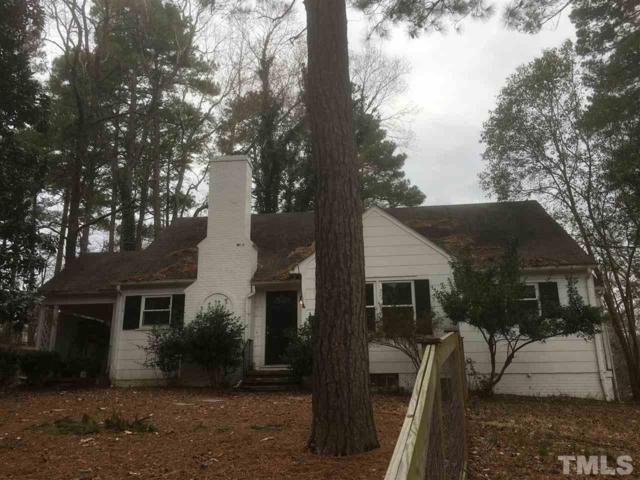 1111 E Franklin Street, Chapel Hill, NC 27514 (#2174356) :: Rachel Kendall Team, LLC