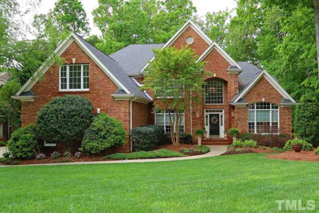 541 The Preserve Trail, Chapel Hill, NC 27517 (#2174360) :: Marti Hampton Team - Re/Max One Realty