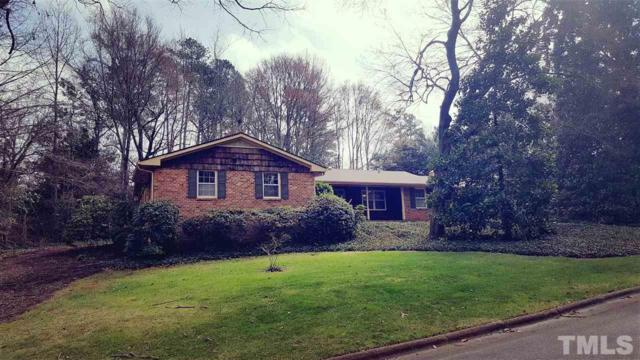 1521 Delmont Drive, Raleigh, NC 27606 (#2174371) :: Allen Tate Realtors