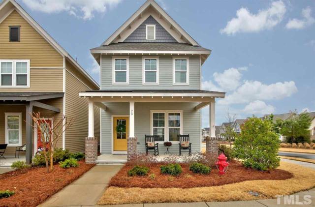 75 Mallard Landing Drive, Chapel Hill, NC 27516 (#2174385) :: The Jim Allen Group