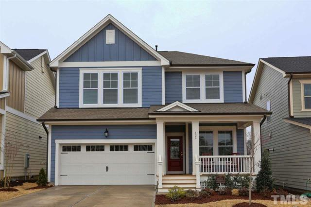 126 Quarter Gate Trace, Chapel Hill, NC 27516 (#2174415) :: Rachel Kendall Team, LLC
