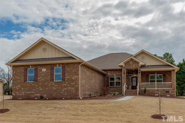 109 W Paige Wynd Drive, Angier, NC 27501 (#2174458) :: The Jim Allen Group