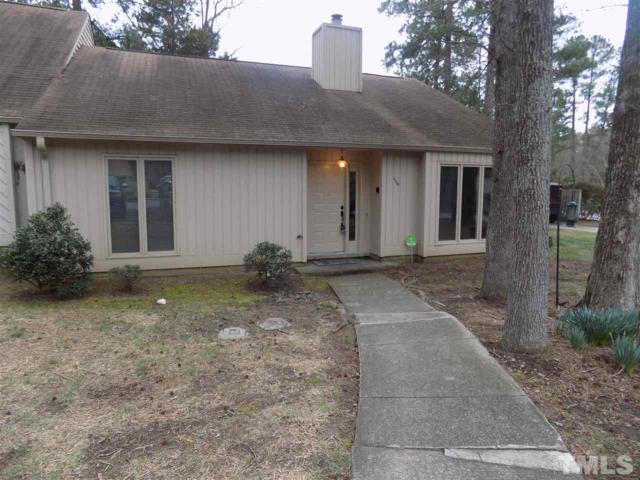116 Woodbridge Lane, Chapel Hill, NC 27514 (#2174467) :: Raleigh Cary Realty