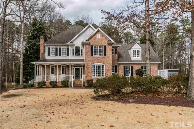 3804 Perney Court, Apex, NC 27539 (#2174474) :: M&J Realty Group