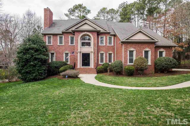 205 Cherwell Drive, Cary, NC 27513 (#2174495) :: The Jim Allen Group