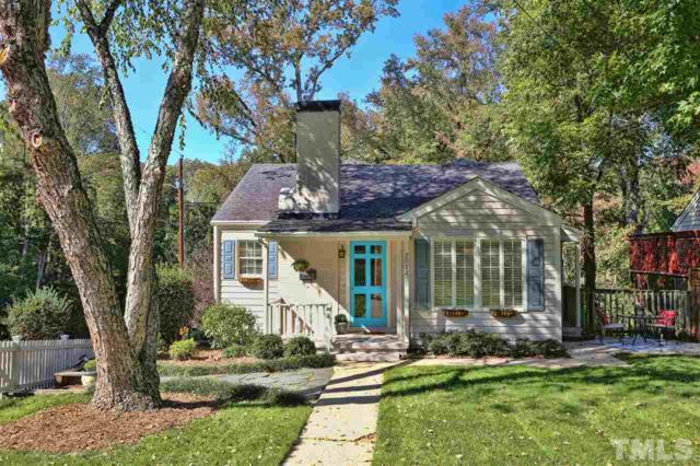 2722 Wayland Drive, Raleigh, NC 27608 (#2174502) :: The Jim Allen Group