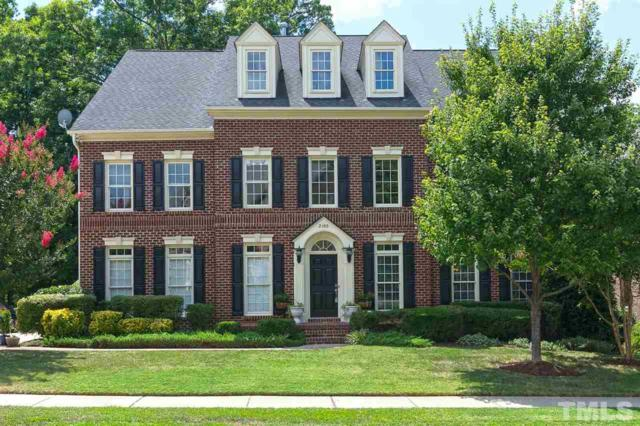 2105 Crigan Bluff Drive, Cary, NC 27513 (#2174511) :: The Jim Allen Group