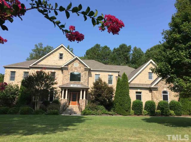 120 Whirlaway Lane, Chapel Hill, NC 27516 (#2174527) :: Rachel Kendall Team, LLC