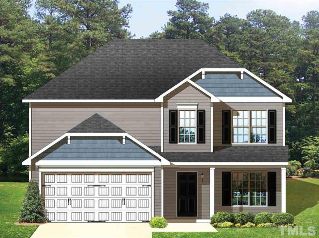 127 Big Horn Lane, Clayton, NC 27527 (#2174547) :: Rachel Kendall Team, LLC