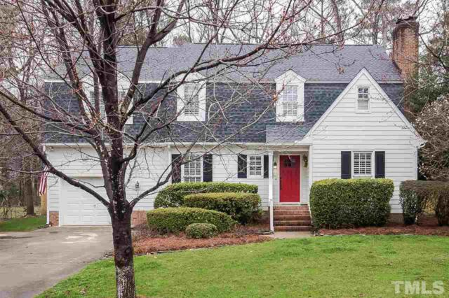 1214 Chimney Hill Drive, Apex, NC 27502 (#2174565) :: Rachel Kendall Team, LLC
