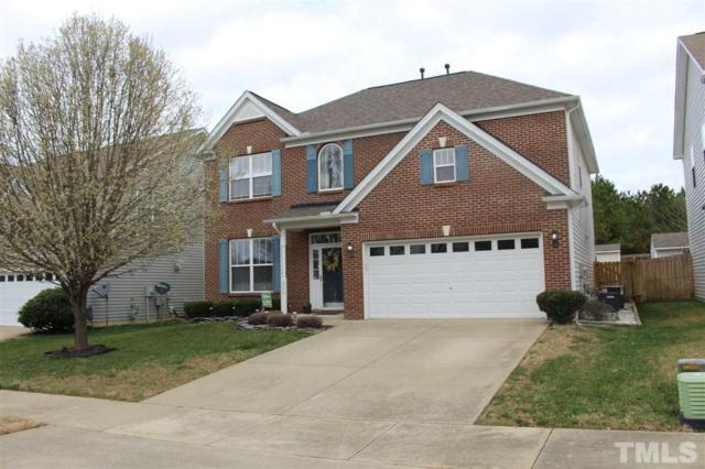 250 Stobhill Lane, Holly Springs, NC 27540 (#2174569) :: Rachel Kendall Team, LLC