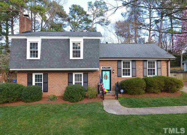5104 Cedarwood Drive, Raleigh, NC 27609 (#2174612) :: Rachel Kendall Team, LLC