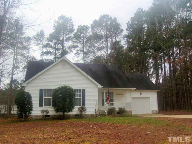 144 Oklahoma Drive, Louisburg, NC 27549 (#2174641) :: The Jim Allen Group
