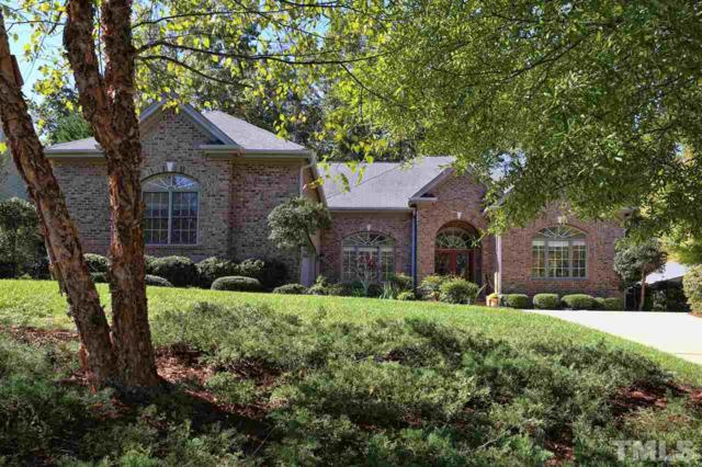 120 Swan Lake, Chapel Hill, NC 27517 (#2174675) :: Marti Hampton Team - Re/Max One Realty