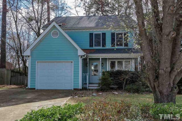 505 W Holding Avenue, Wake Forest, NC 27587 (#2174690) :: M&J Realty Group