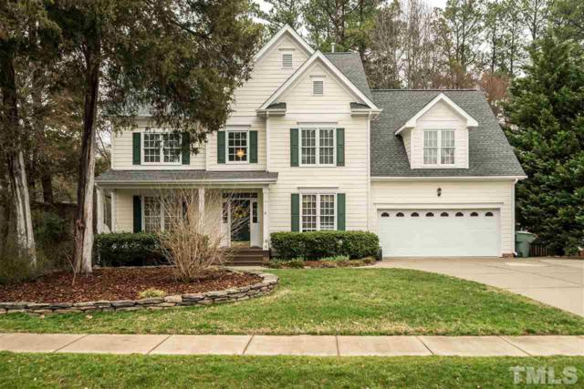 203 Sunset Creek Circle, Chapel Hill, NC 27516 (#2174695) :: Rachel Kendall Team, LLC