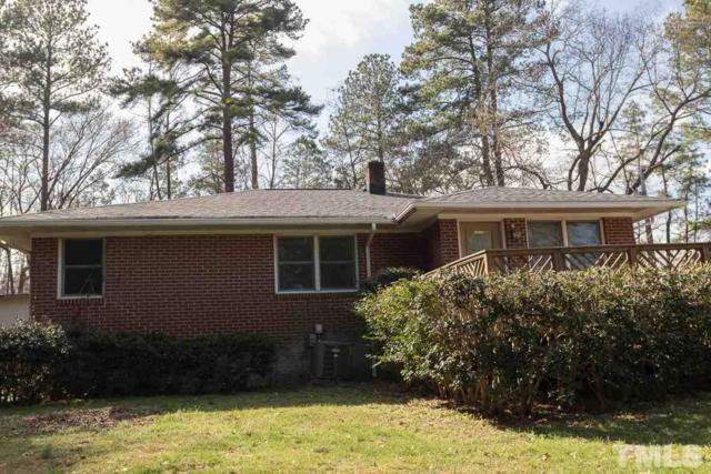11 South Circle Drive, Chapel Hill, NC 27516 (#2174698) :: M&J Realty Group